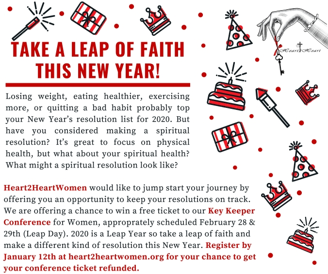 Leap of Faith Contest